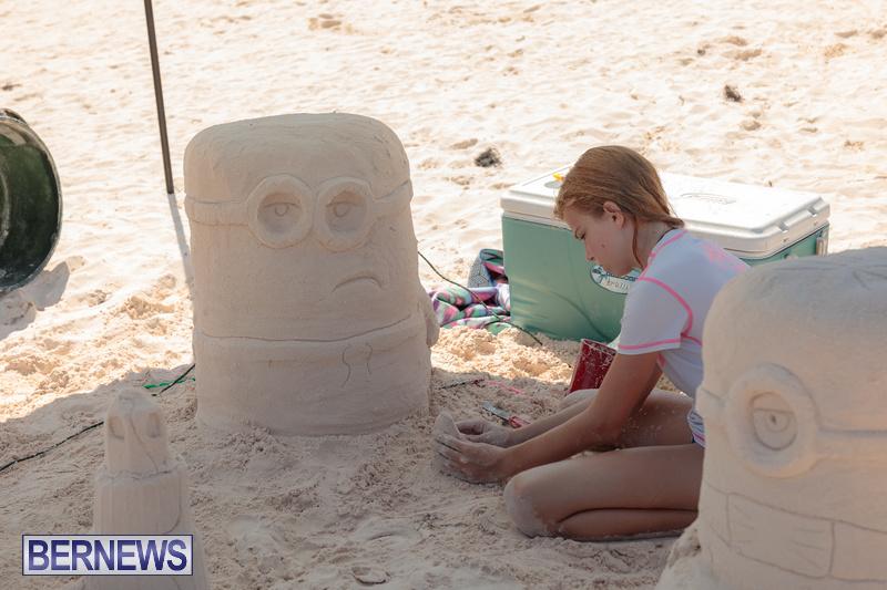 Bermuda Sandcastle Contest at Horseshoe Beach Sept 2020 (49)
