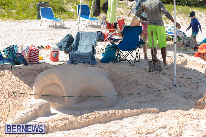 Bermuda Sandcastle Contest at Horseshoe Beach Sept 2020 (52)