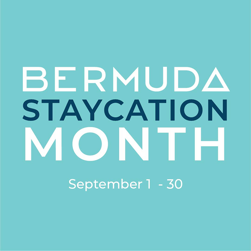 Bermuda Staycation Month Sept 2020