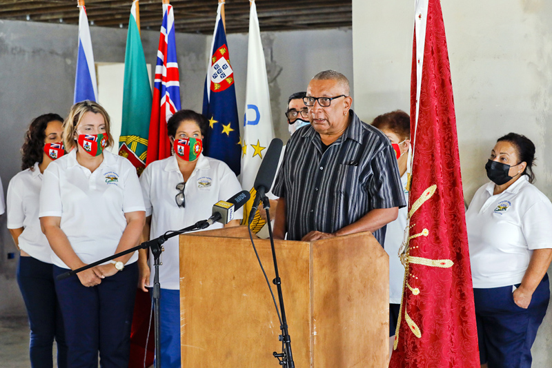 Casa dos Acores Community Centre Roof Wetting Bermuda Sept 2020 (2)