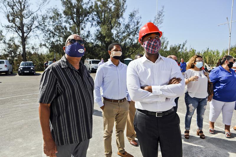 Casa dos Acores Community Centre Roof Wetting Bermuda Sept 2020 (6)