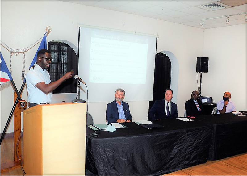 Cybercrime Seminar Bermuda Sept 3 2020