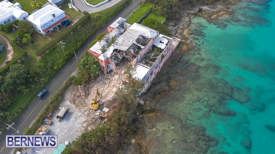Demolition Bermuda September 2020 (2)