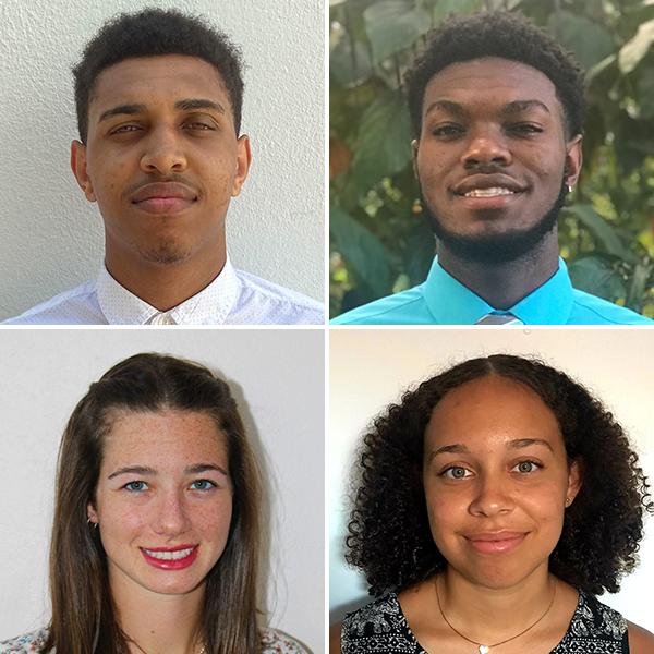 Devonshire Parish Council Scholarship Recipients Bermuda Sept 2020