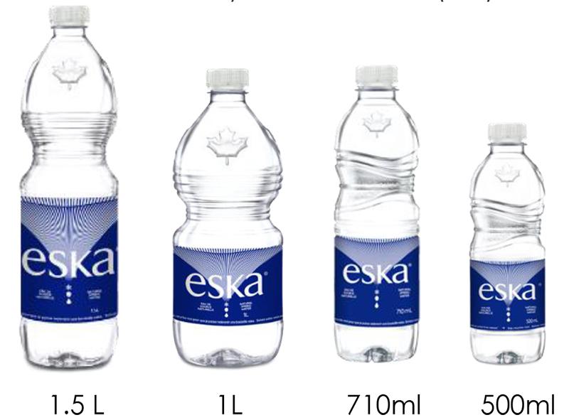 Eska Water Give Back Program Bermuda Sept 2020