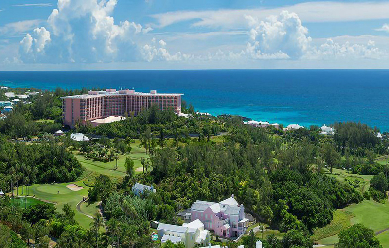 Fairmont Southampton Bermuda September 2020
