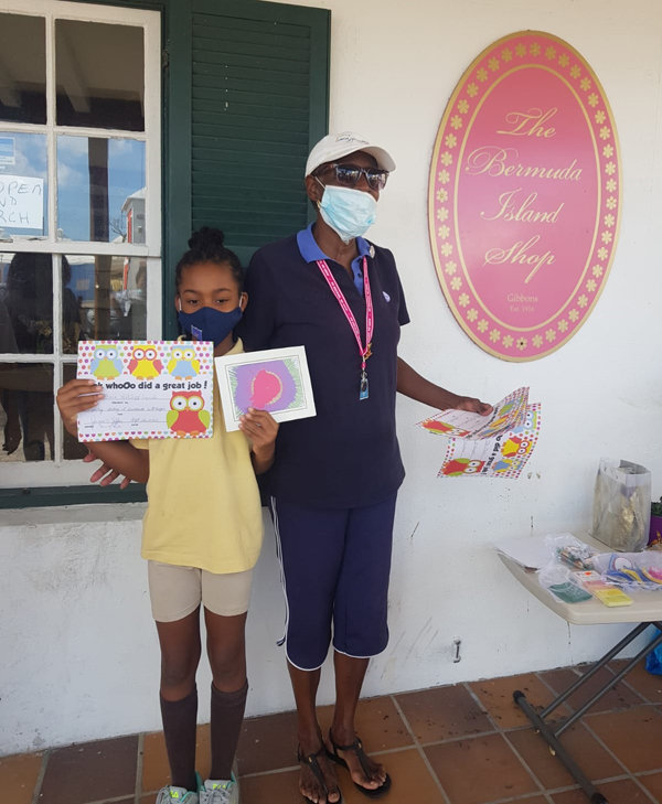 First Devonshire Brownies Historical Field Trip Bermuda Sept 2020 (9)