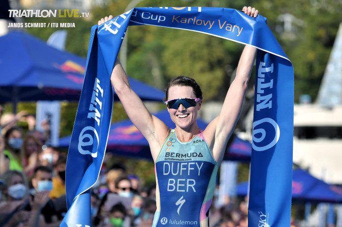 Flora Duffy Karlovy Vary Bermuda Sept 2020