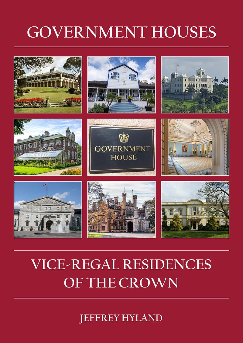 Government Houses Book Bermuda Sept 2020