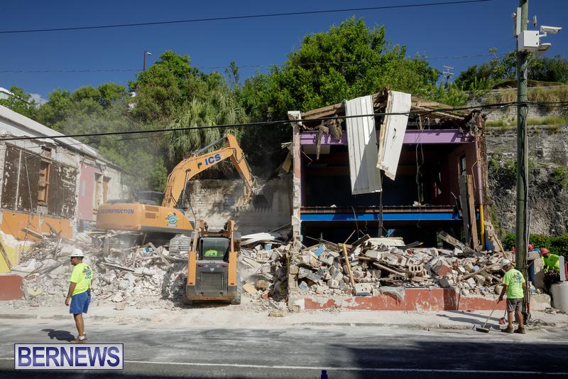 Great Things Demolition Bermuda Sept 2020 (2)