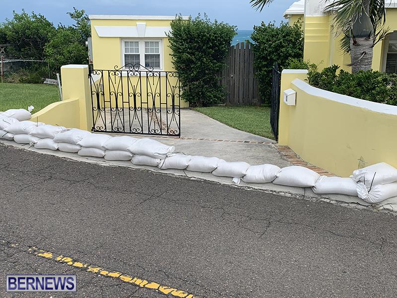 Hurricane Preparation Underway Sept 13 2020 23