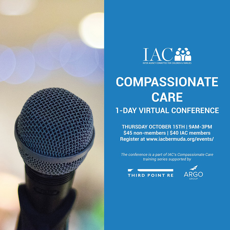 IAC Compassionate Care Conference Bermuda Sept 2020