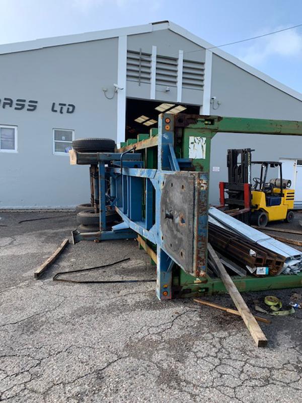 Industrial Accident At Wellington Slip Road Bermuda Sept 2020 (4)