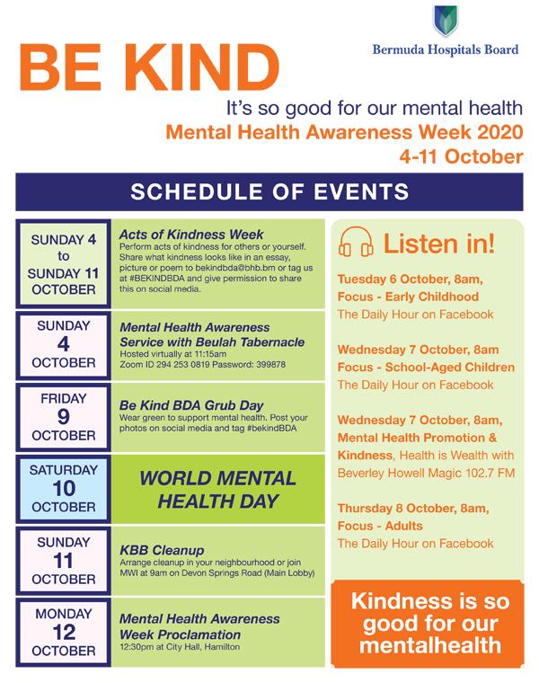 Mental Health Awareness Week Kindness Bermuda Sept 2020 (2)