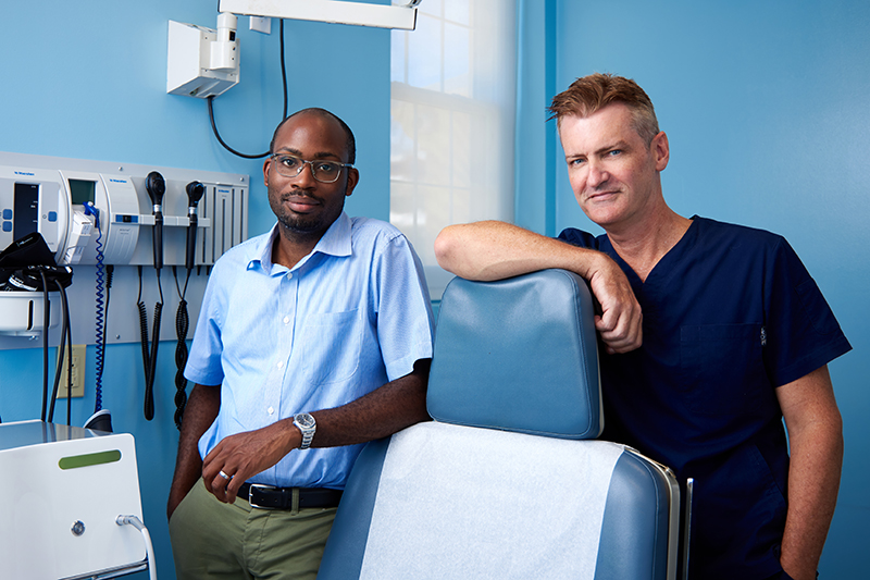 NMAC Dr Makanjuola Dr Jeff Alex Masters Bermuda Sept 2020 1