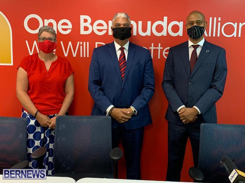 OBA Announce Kempe & Richardson Bermuda Sept 2 2020