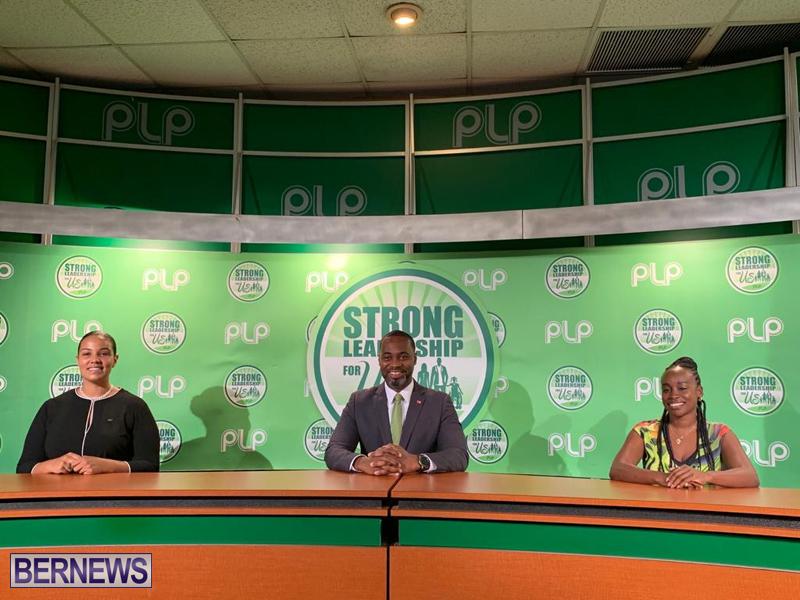 PLP Announce Hodgson & Morris Bermuda Sept 9 2020
