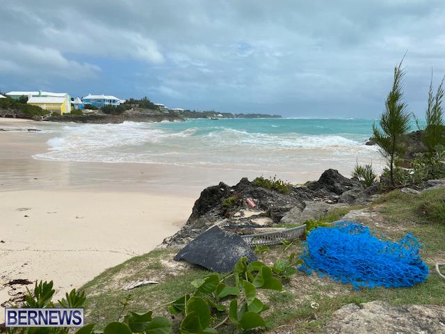 Paulette Approaches Bermuda Sept 13 2020 1