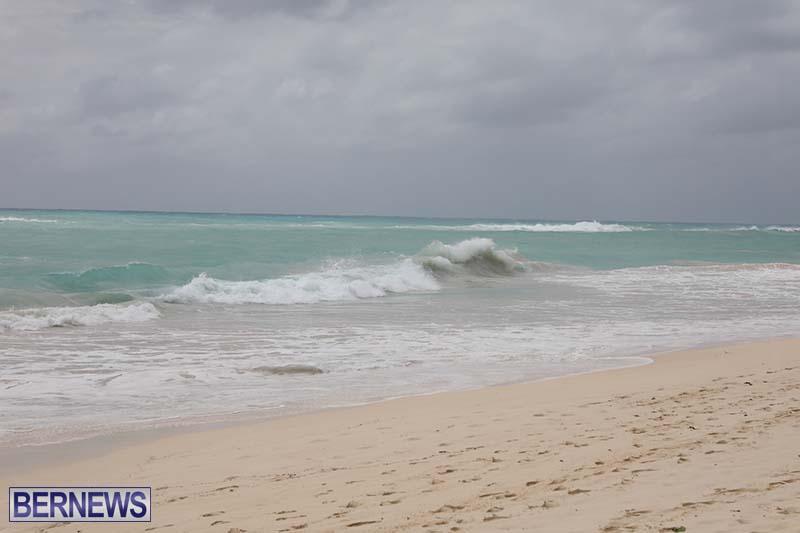 Paulette Approaches Bermuda Sept 13 2020 11