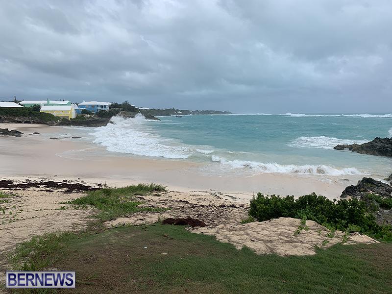 Paulette Approaches Bermuda Sept 13 2020 14