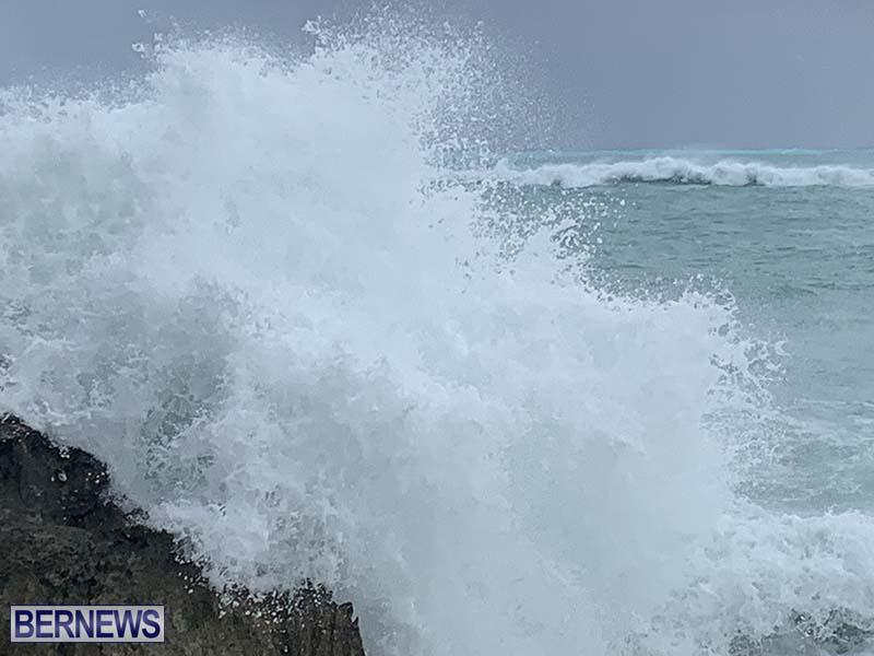 Paulette Approaches Bermuda Sept 13 2020 17