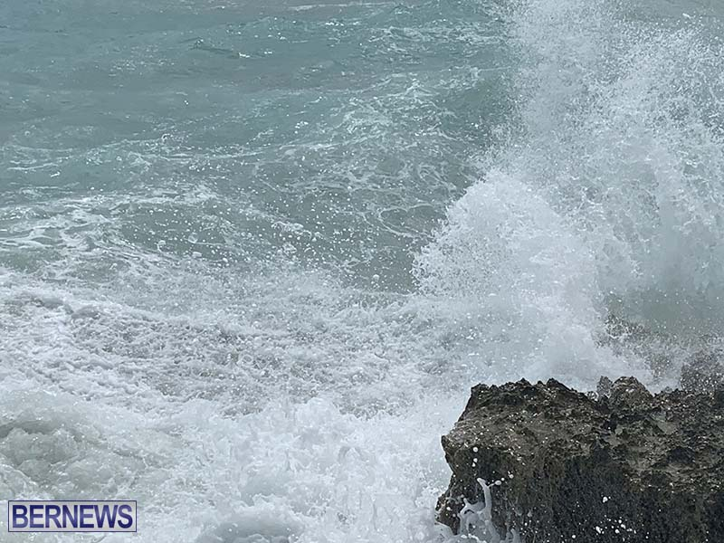 Paulette Approaches Bermuda Sept 13 2020 18