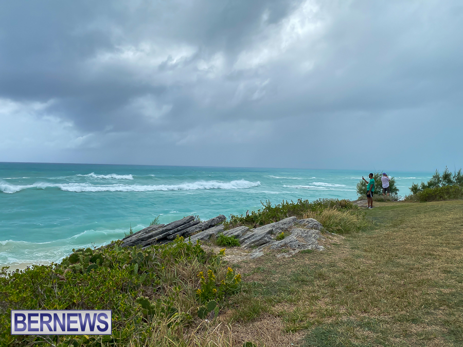 Paulette Approaches Bermuda Sept 13 2020 23