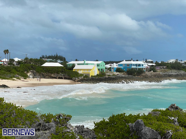 Paulette Approaches Bermuda Sept 13 2020 5