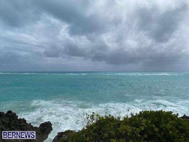 Paulette Approaches Bermuda Sept 13 2020 6