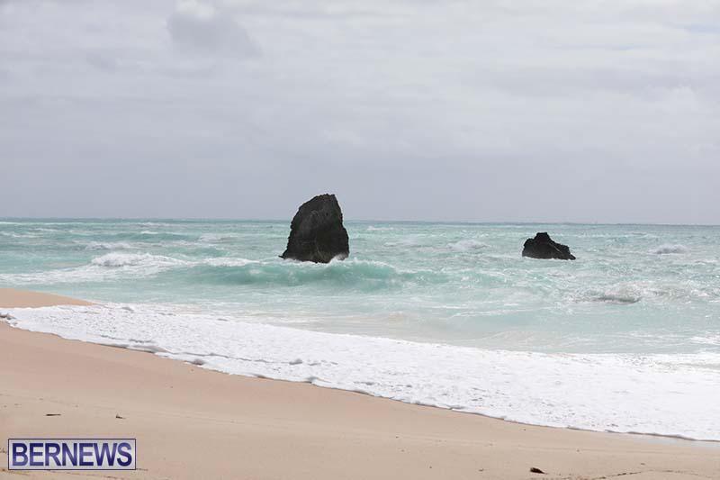 Paulette Approaches Bermuda Sept 13 2020 8
