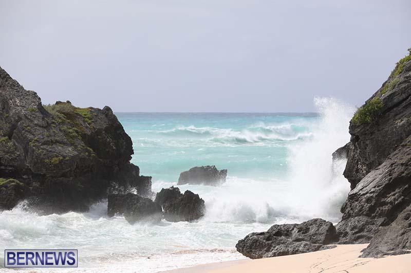 Paulette Approaches Bermuda Sept 13 2020 9