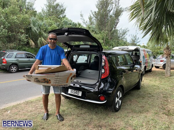 Paulette Preparation Underway Bermuda Sept 2020 1