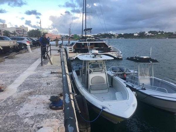 Police Bermuda Sept 8 2020