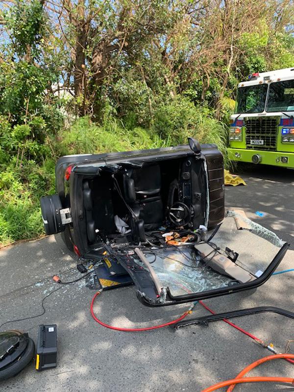 Road Traffic Collision Bermuda Sept 17 2020 (1)