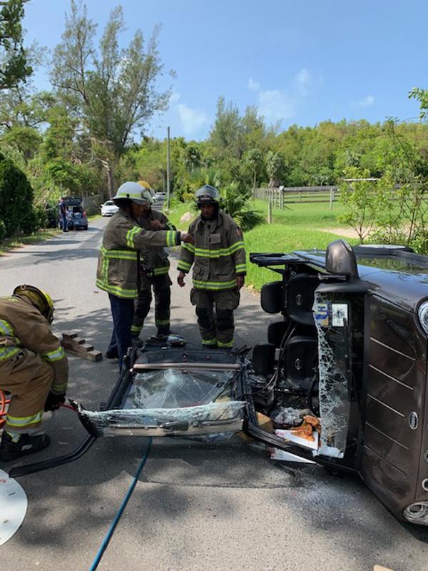 Road Traffic Collision Bermuda Sept 17 2020 (4)