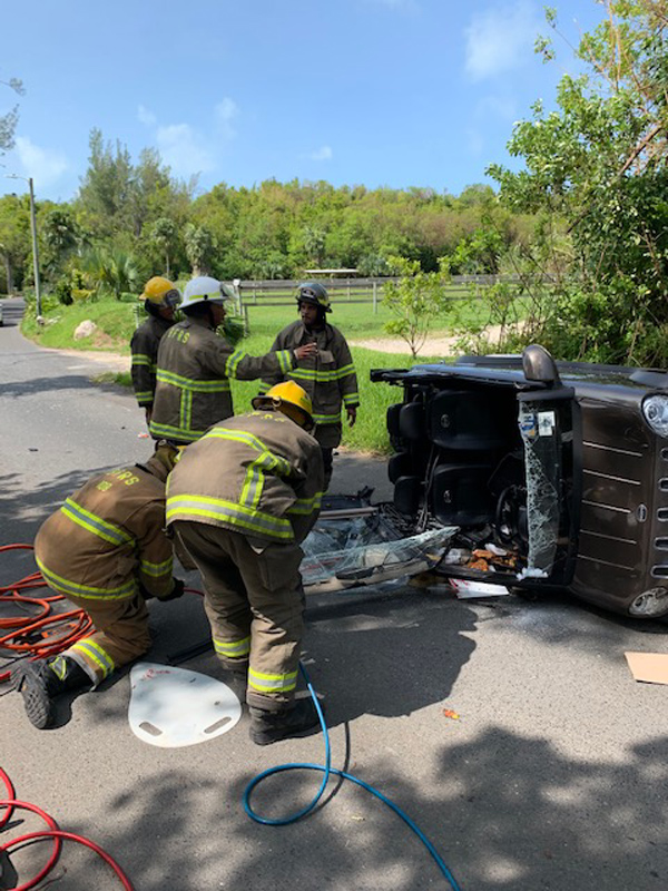 Road Traffic Collision Bermuda Sept 17 2020 (6)