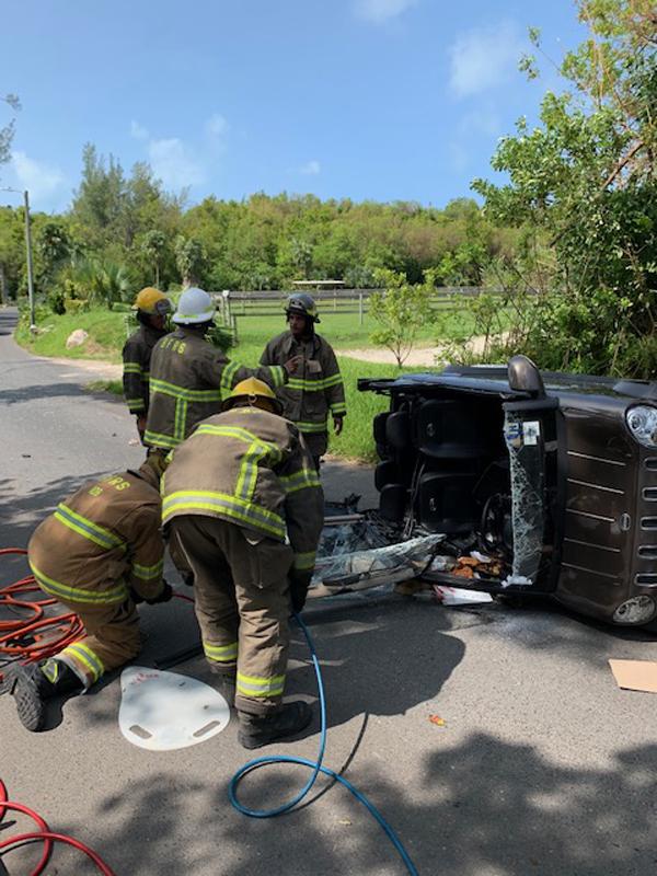 Road Traffic Collision Bermuda Sept 17 2020 (7)