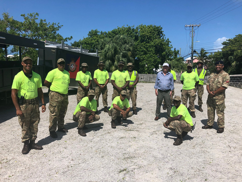 Royal Bermuda Regiment September 2020 (1)