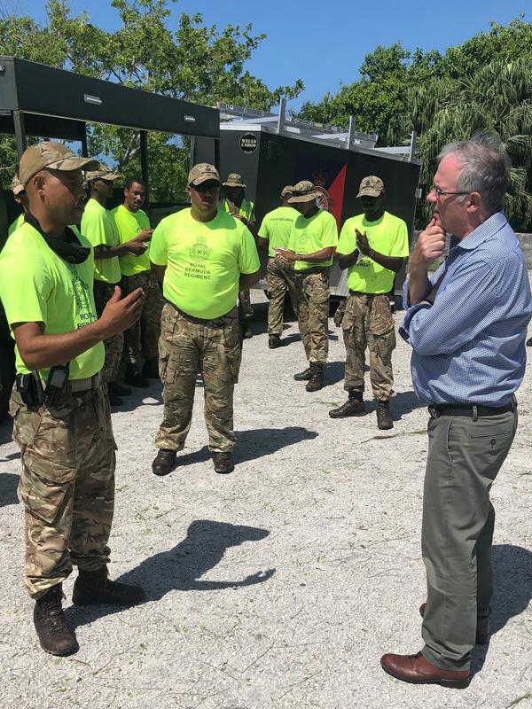 Royal Bermuda Regiment September 2020 (3)