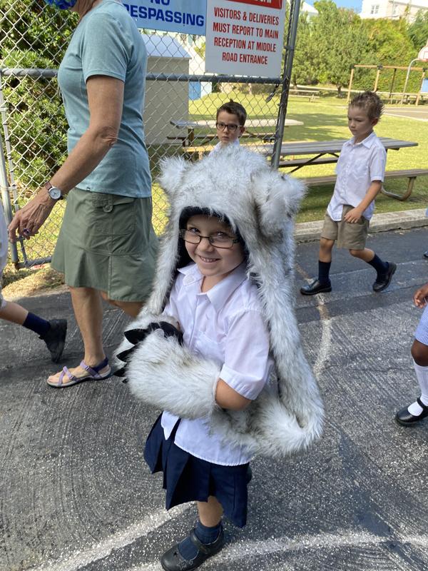 Warwick Academy PALS Mad Hair Day Bermuda Sept 2020 (20)