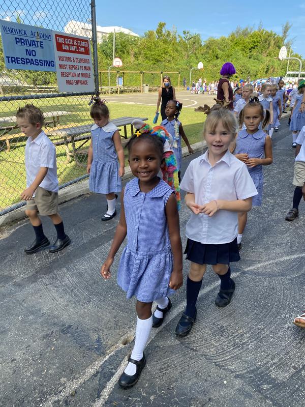 Warwick Academy PALS Mad Hair Day Bermuda Sept 2020 (21)