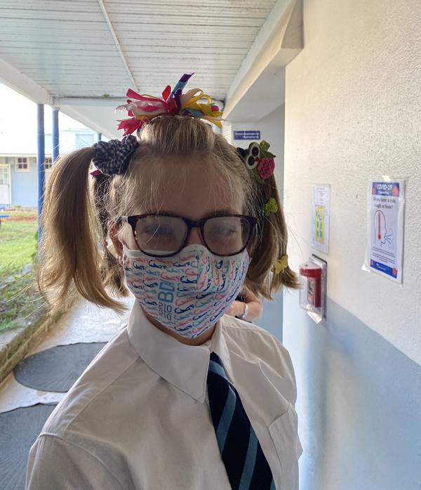 Warwick Academy PALS Mad Hair Day Bermuda Sept 2020 (4)