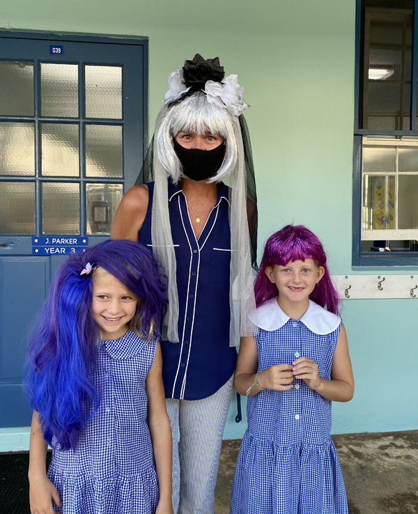 Warwick Academy PALS Mad Hair Day Bermuda Sept 2020 (5)