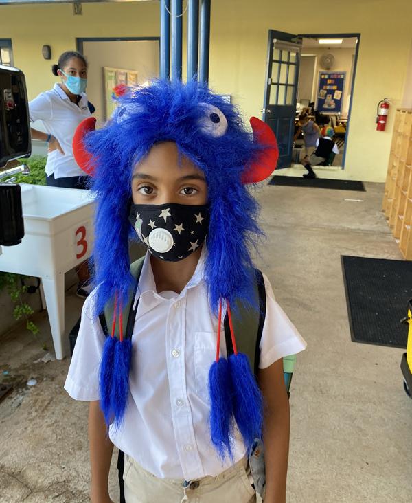 Warwick Academy PALS Mad Hair Day Bermuda Sept 2020 (6)