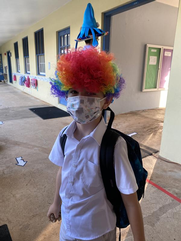 Warwick Academy PALS Mad Hair Day Bermuda Sept 2020 (7)