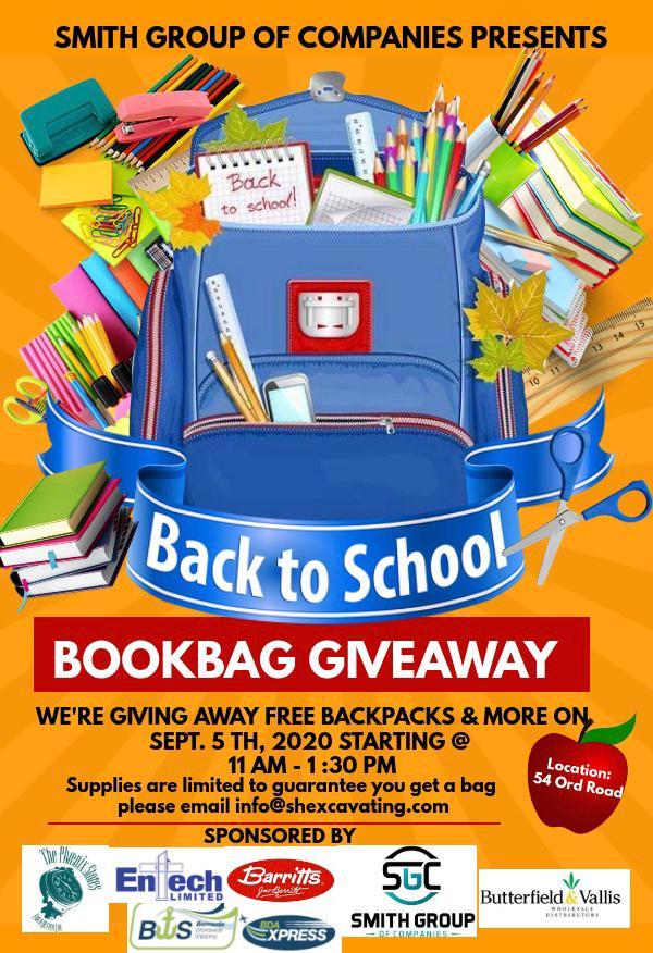 back to school Bermuda Sept 2 2020