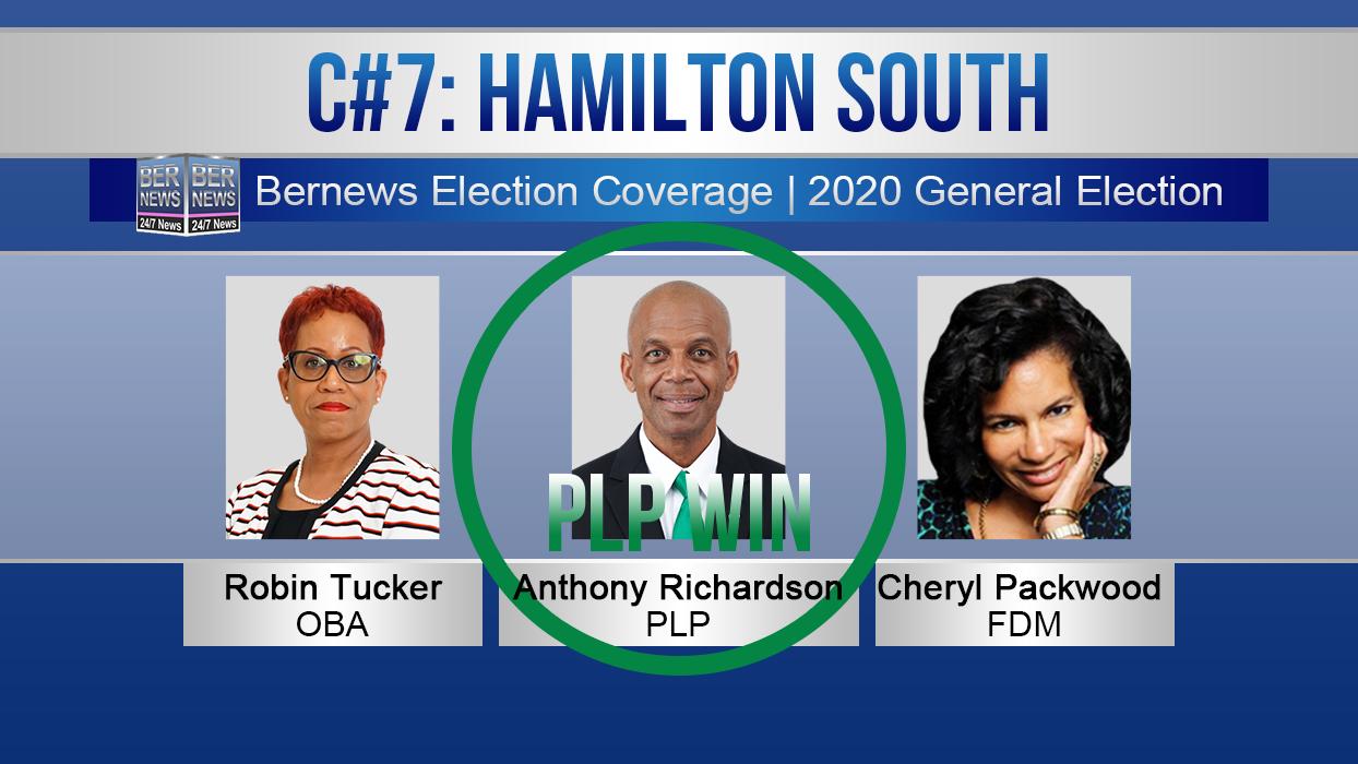 2020 Election Candidates - C07 Hamilton South PLP