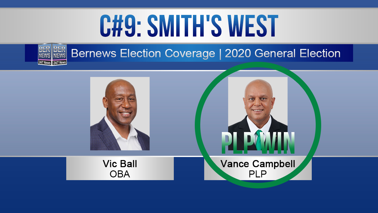 2020 Election Candidates - C09 Smith's West PLP