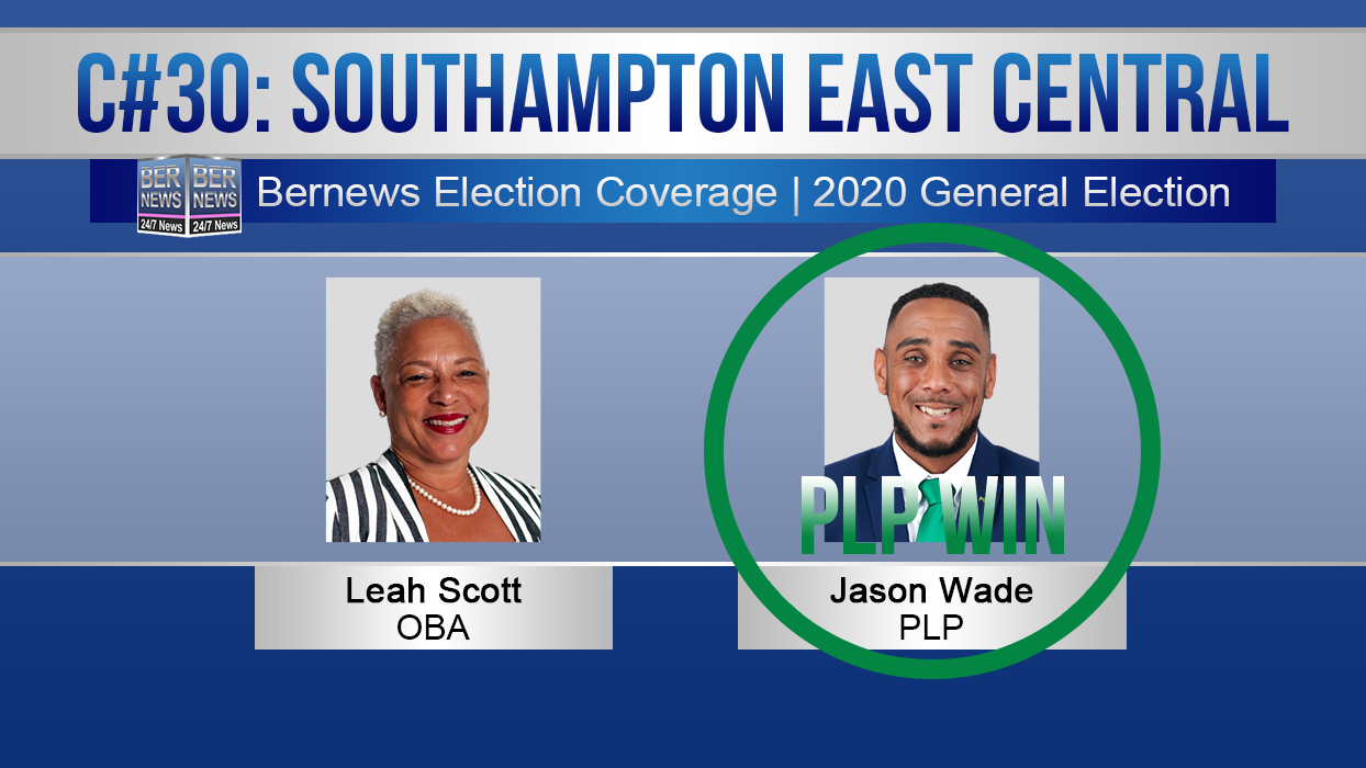 2020 Election Candidates - C30 Southampton East Central PLP