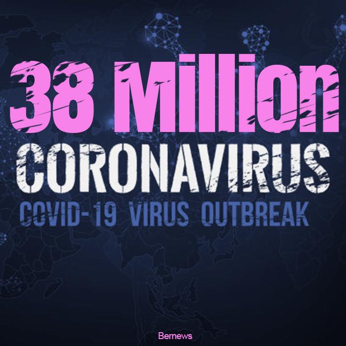 38 million coronavirus covid-19 outbreak IG
